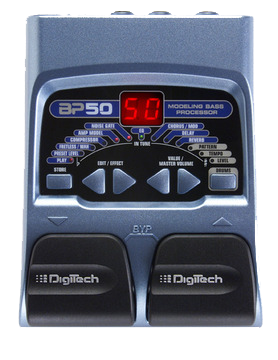 DIGITECH BP50