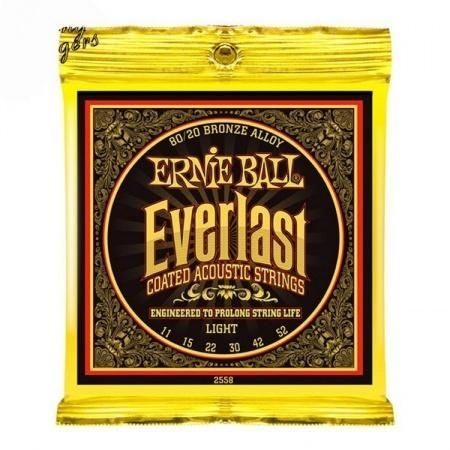 ERNIE BALL 2558 EST 80/20 LIGHT
