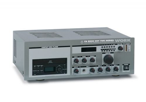 WORK PA-9500 AMPLIFIER