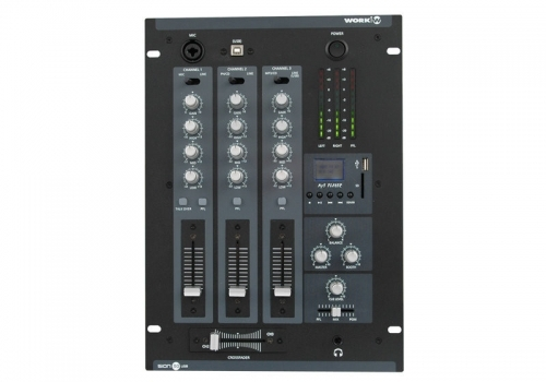 WORK SION 30 USB MIXER