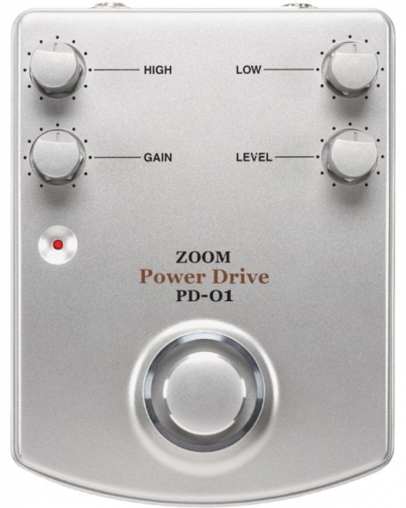 ZOOM PEDAL PD-01