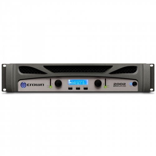 CROWN XTI 2002 AMPLIFIER