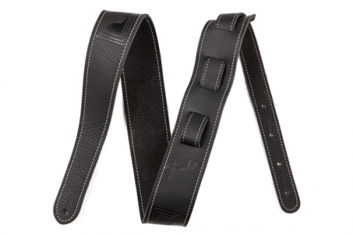FENDER MONOGRAM LEATHER STRAP