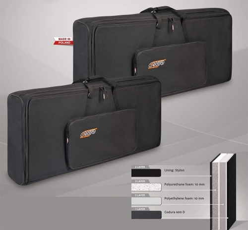 CANTO Standard keyboard bag SKB2