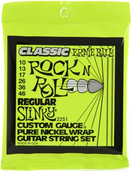 ERNIE BALL 2251 CLASS REGULAR S