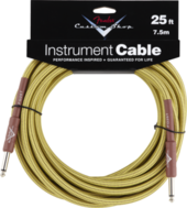 FENDER C.SHOP 25'INST CABLE TWD