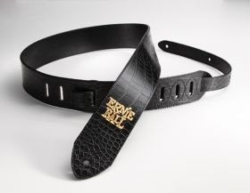 ERNIE BALL 4072,4073,4087 LEATHER STRAP