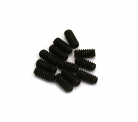 "FENDER SCREW HEIGHT ADJ 5/16"""" BLK(12)"