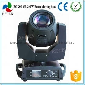 BECEN BC-200 Beam Moving head light200W