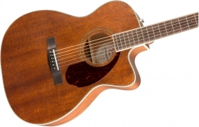 FENDER PM-3 Triple-0 NE, All-Mahogany, Natural