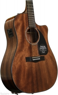Fender CD-60SСE - All Mahogany