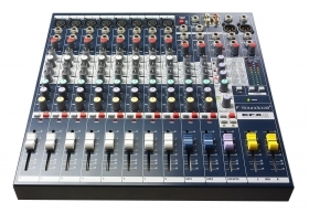 Soundcraft EFX8 CONSOLE + K