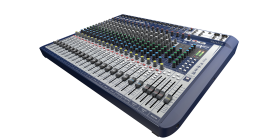 Soundcraft Signature 22 Mixing System