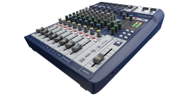 Soundcraft Signature 10 Mixing System
