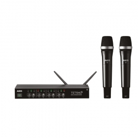 AKG DMS Tetrad Vocal Set D5 -Dual