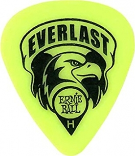 ERNIE BALL  9189, 9191  12 nylon picks